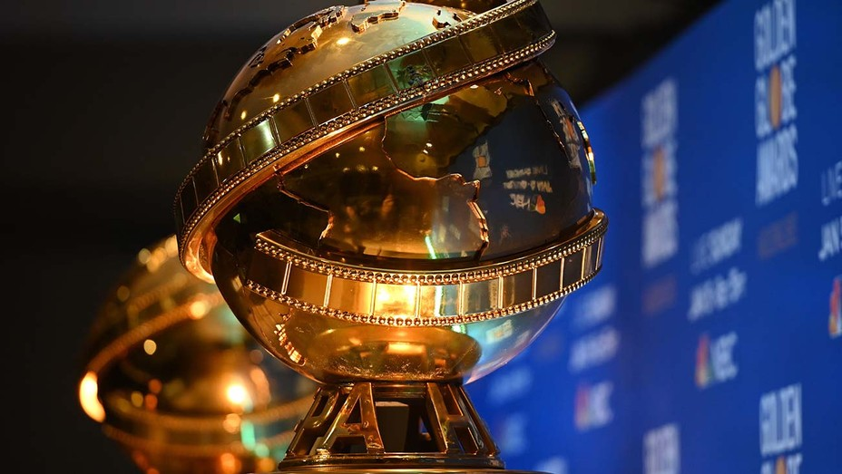 Golden Globes Award Trophies