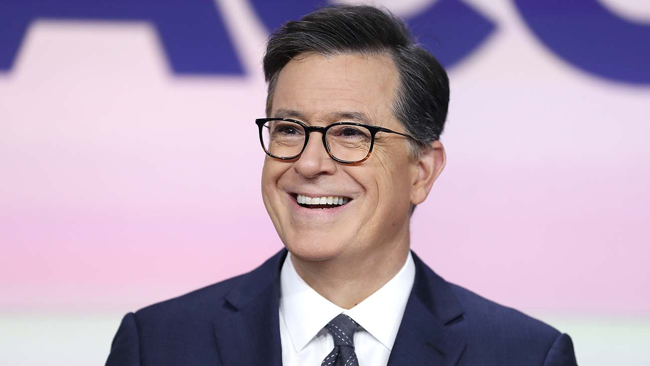 Super Bowl: Stephen Colbert Enlists Tom Hanks, Sam Elliott for an Ad Supporting a Local Bookstore in North Carolina