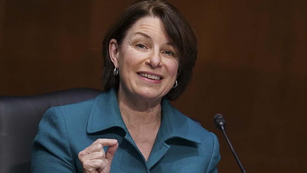 Sen. Amy Klobuchar Announces Antitrust Bill to Combat
