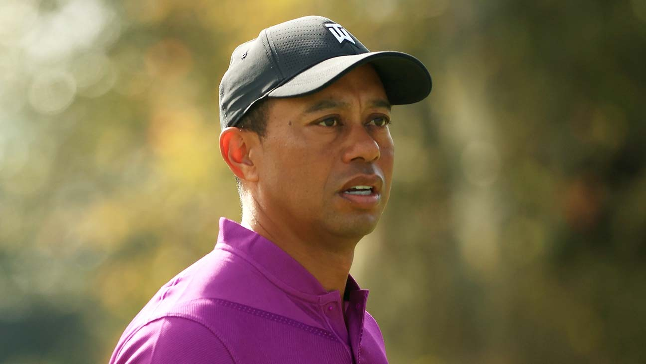 Tiger Woods Involved in Severe Traffic Accident in Southern California