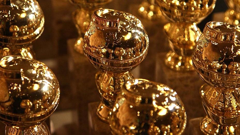 Golden Globe statuettes