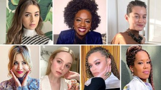 7 Spring Beauty Trends Seen on Golden Globe Nominees From Regina King to Kaley Cuoco