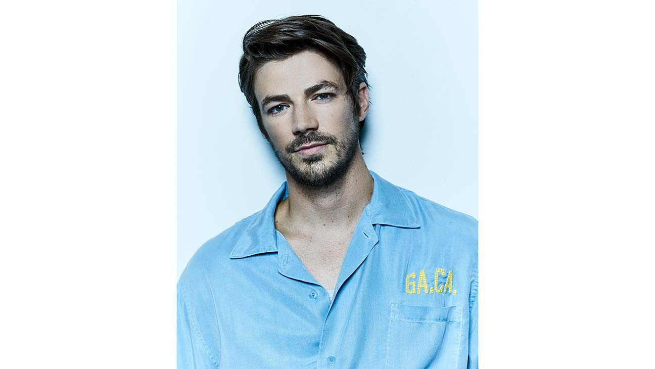 Grant Gustin to Star in Netflix Real-Life Drama 'Rescued by Ruby'