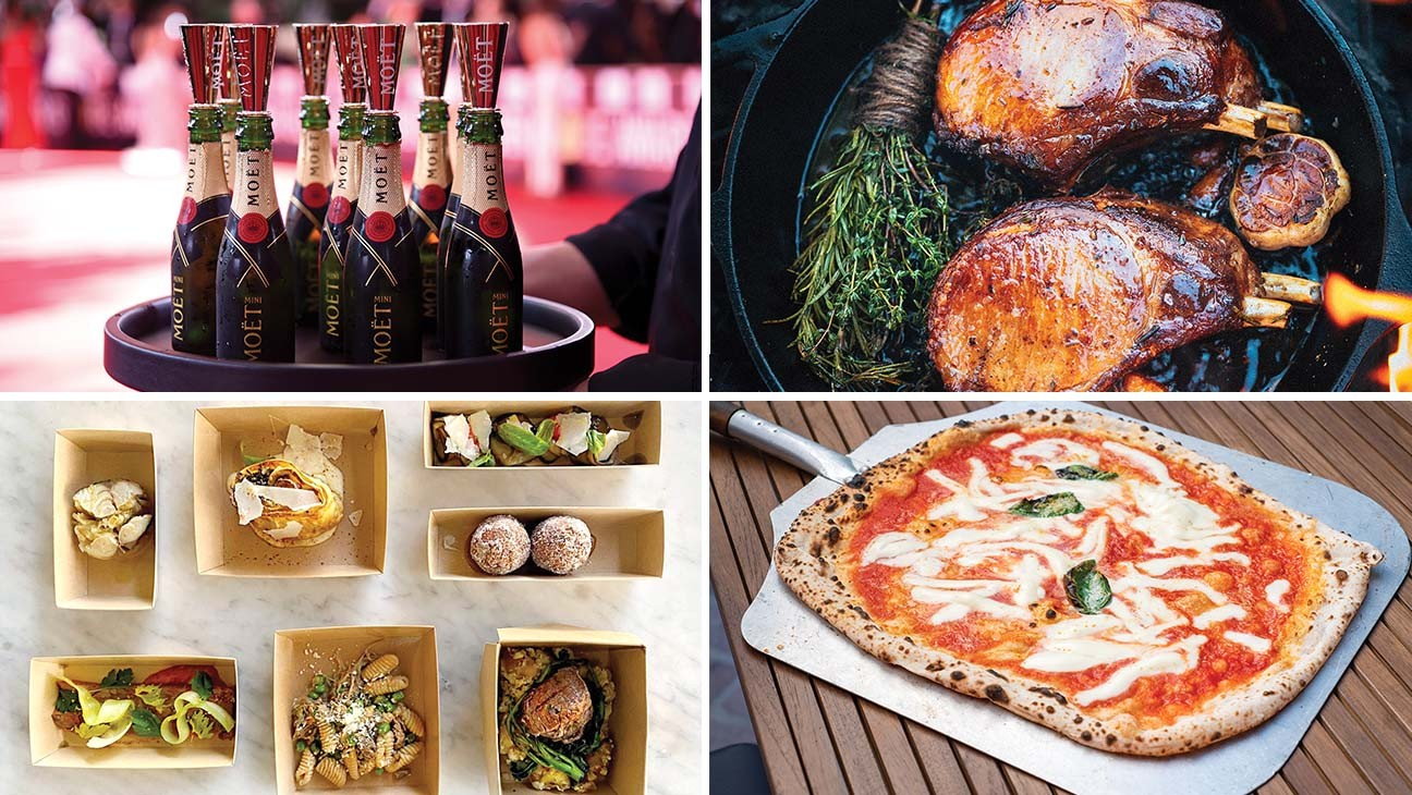 Golden Globes at Home: What to Eat and Drink While Watching the Show