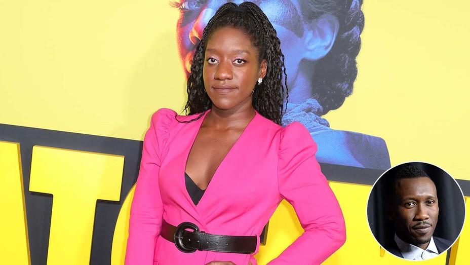 Stacy Osei-Kuffour Inset Mahershala Ali