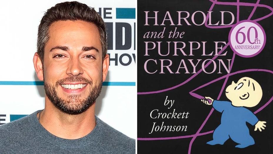 Zacahary Levi Harold and the Purple Crayon