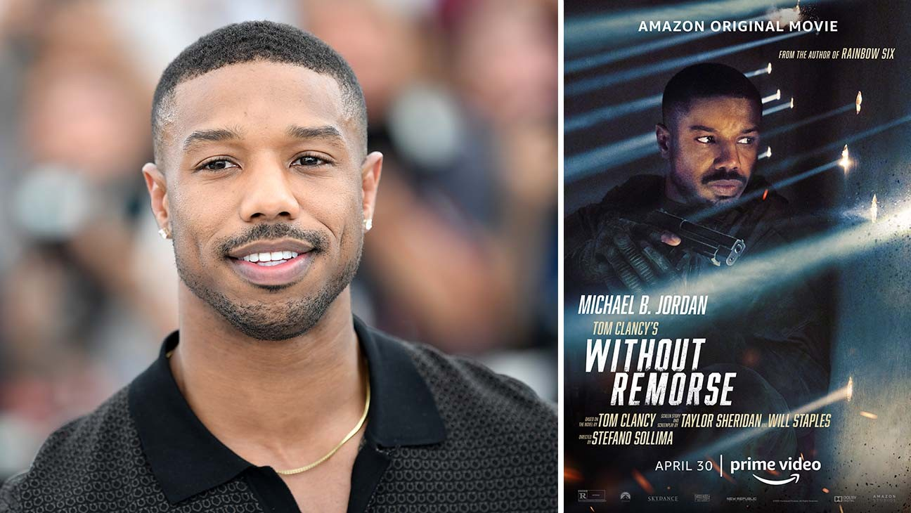 Michael B. Jordan Stars in Action-Packed 'Without Remorse' Trailer