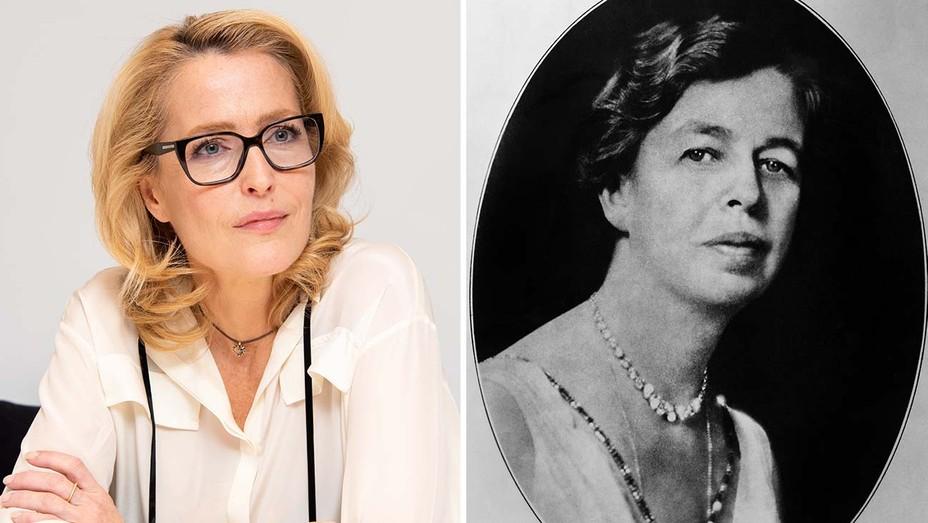 Gillian Anderson Eleanor Roosevelt