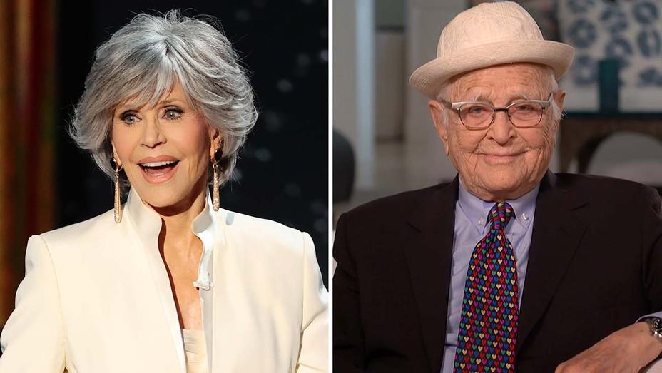 Jane Fonda Norman Lear