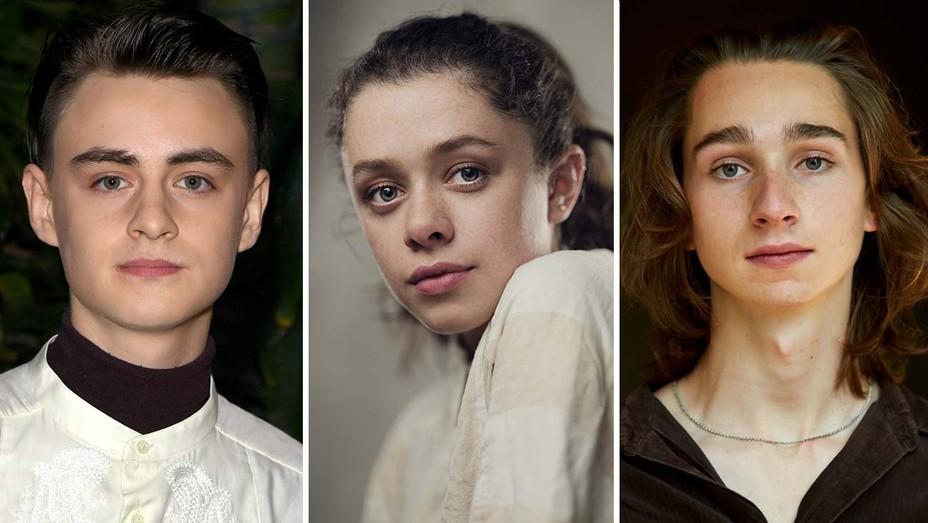 Jaeden Martell, Isis Hainsworth, Adrian Greensmith