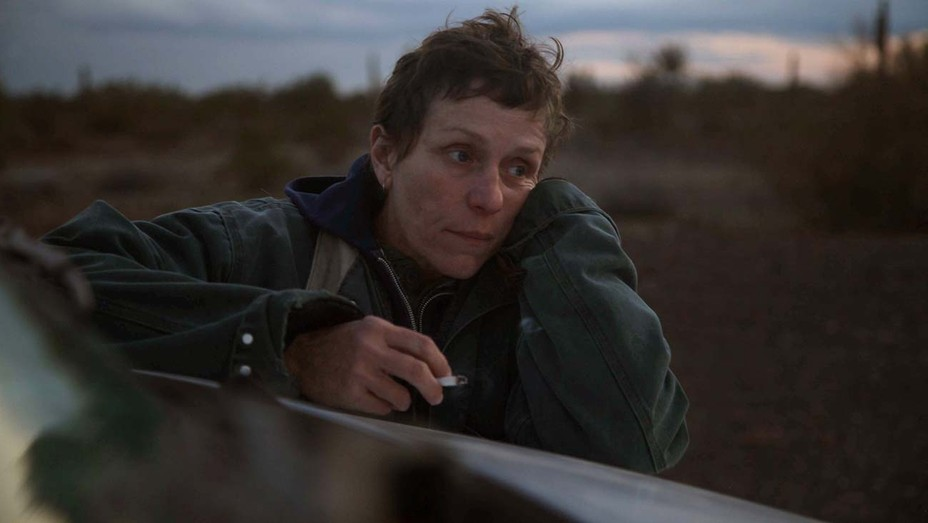 'Nomadland' Wins Best Picture Oscar, Best Director, and Best Actress