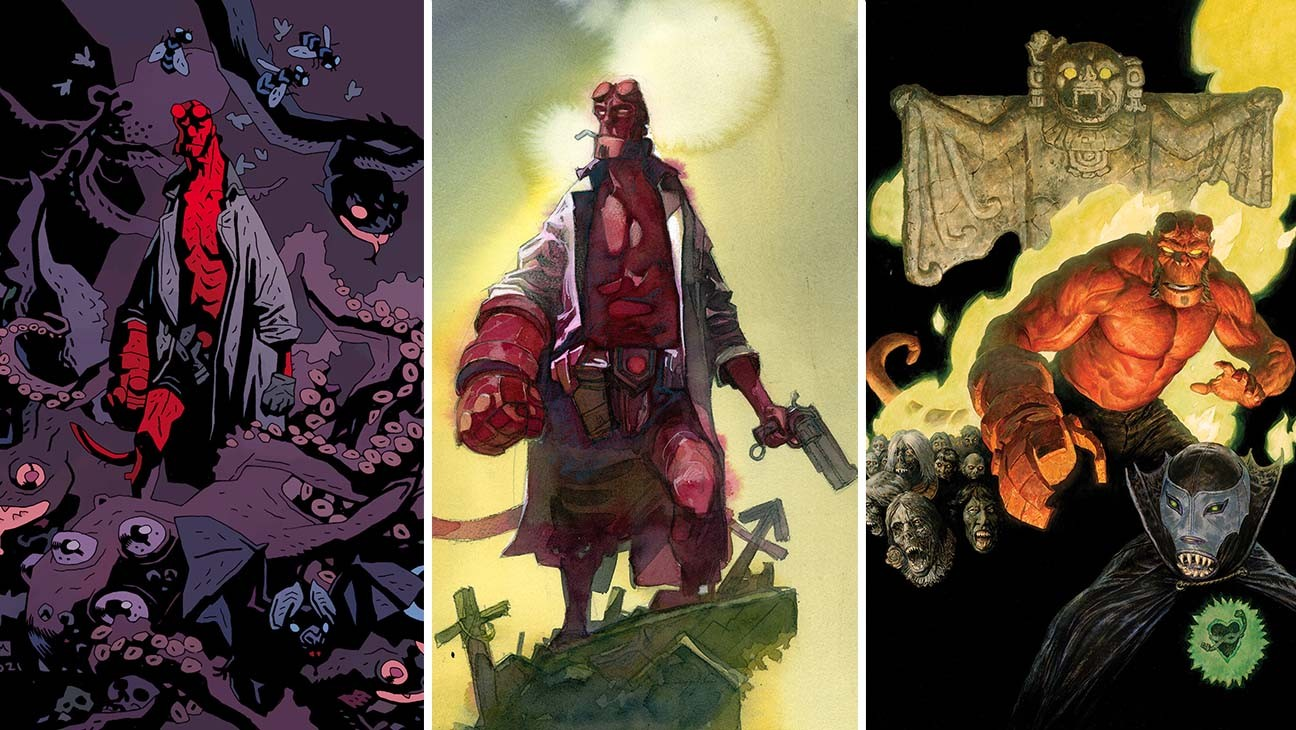 Documentary on 'Hellboy' Creator Mike Mignola in the Works (Exclusive)