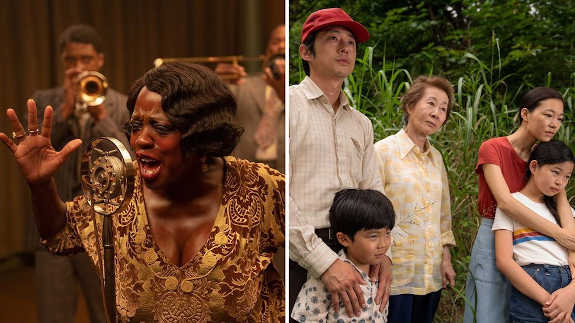 SAG Awards: 'Ma Rainey's Black Bottom,' 'Minari' Top Film Nominations