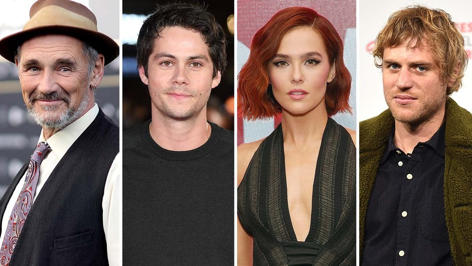 Mark Rylance, Dylan O'Brien, Zoey Deutch, Johnny Flynn