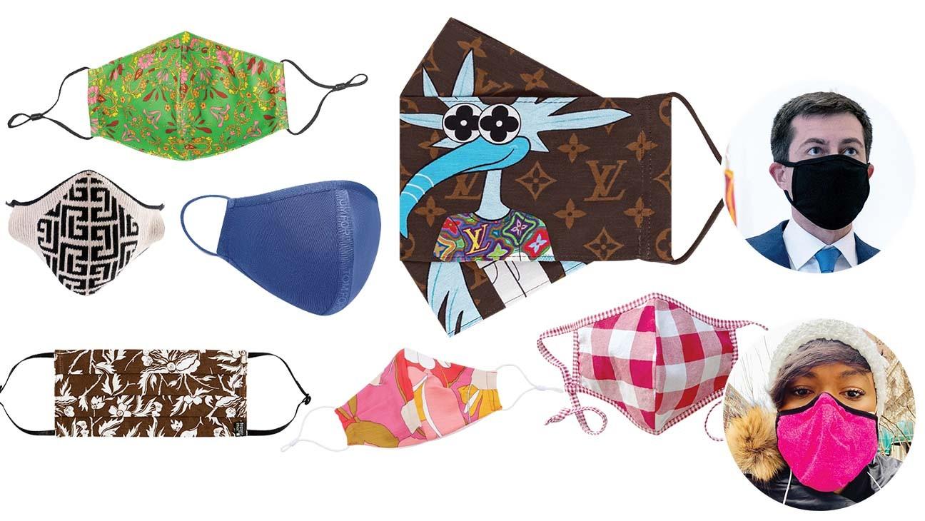 How to Double-Mask in Style Like Kerry Washington, Tiffany Cross