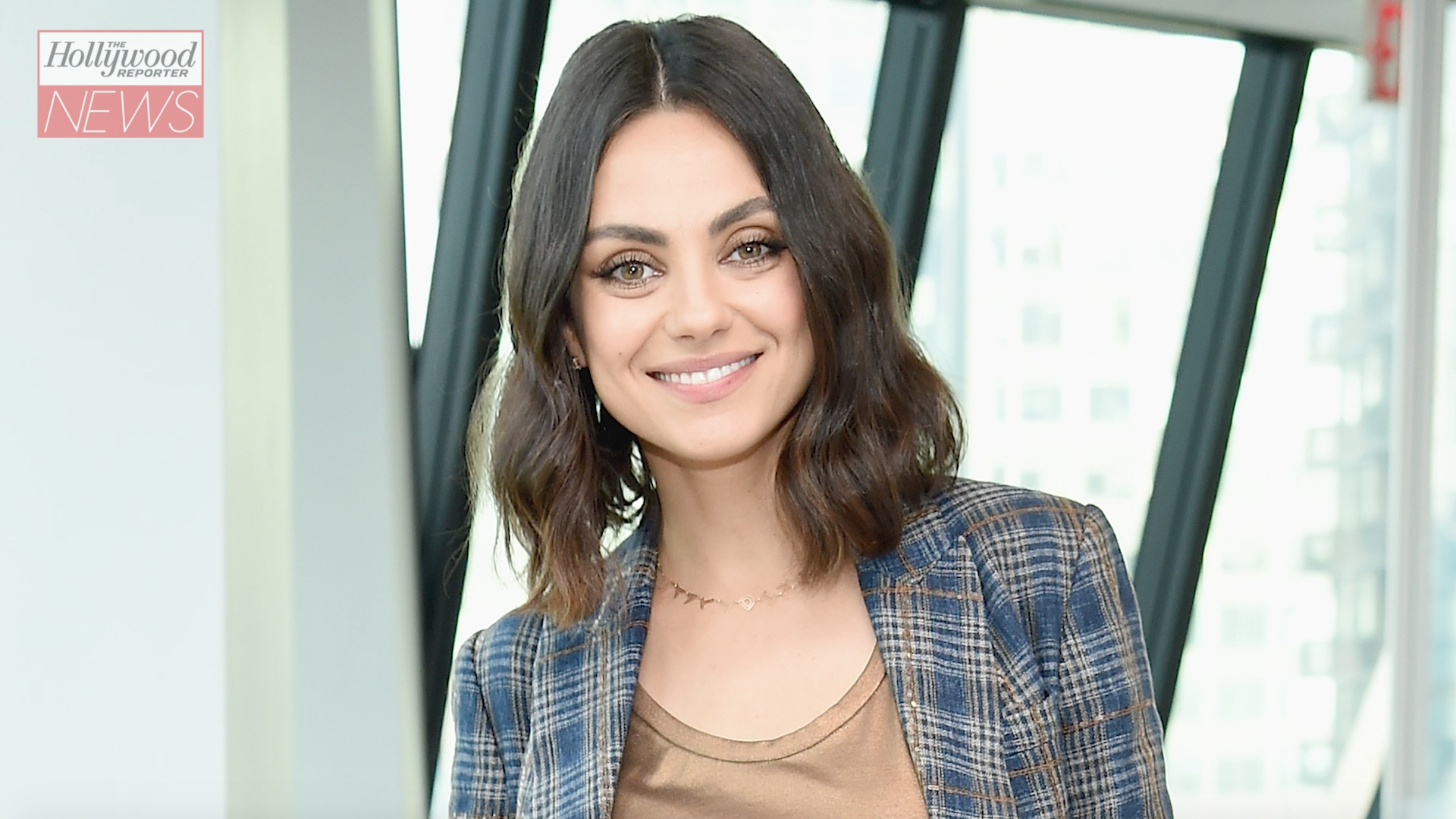 Mila Kunis Starring in Netflix's Adaption of 'Luckiest Girl Alive' | THR News