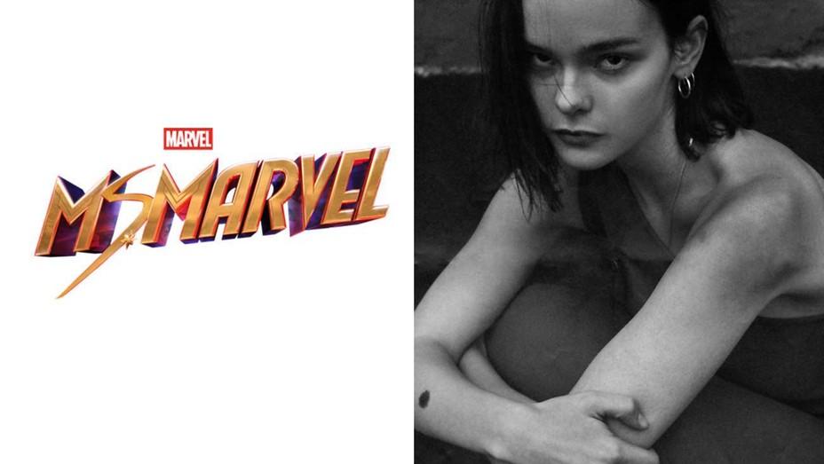 Ms. Marvel and Laurel Marsden