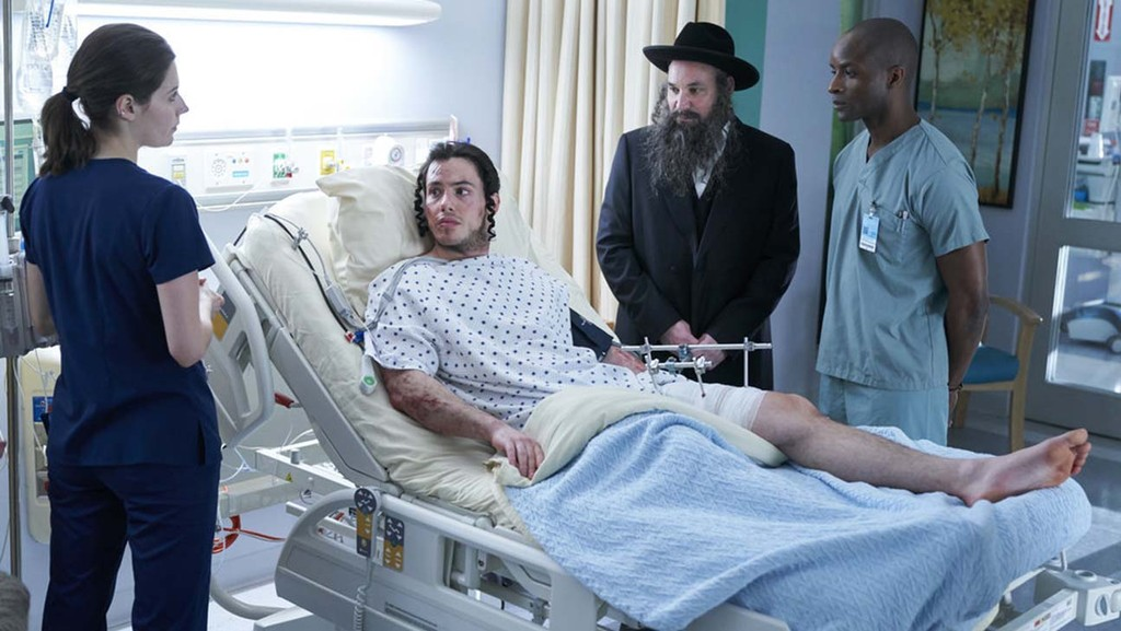 NBC Pulls Controversial 'Nurses' Episode From Digital, Future Airings Amid Backlash Over Orthodox Jew Storylin - Hollywood Reporter