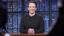 Seth Meyers Extends 'Late Night' Tenure Through 2025