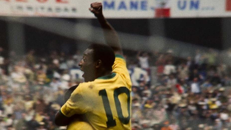 Pelé in the Netflix Original Documentary Film Pelé.