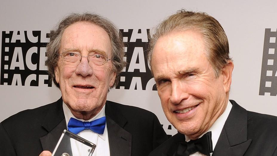 Robert C. Jones and Warren Beatty