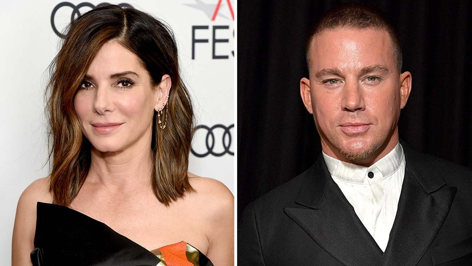 Sandra Bullock and Channing Tatum