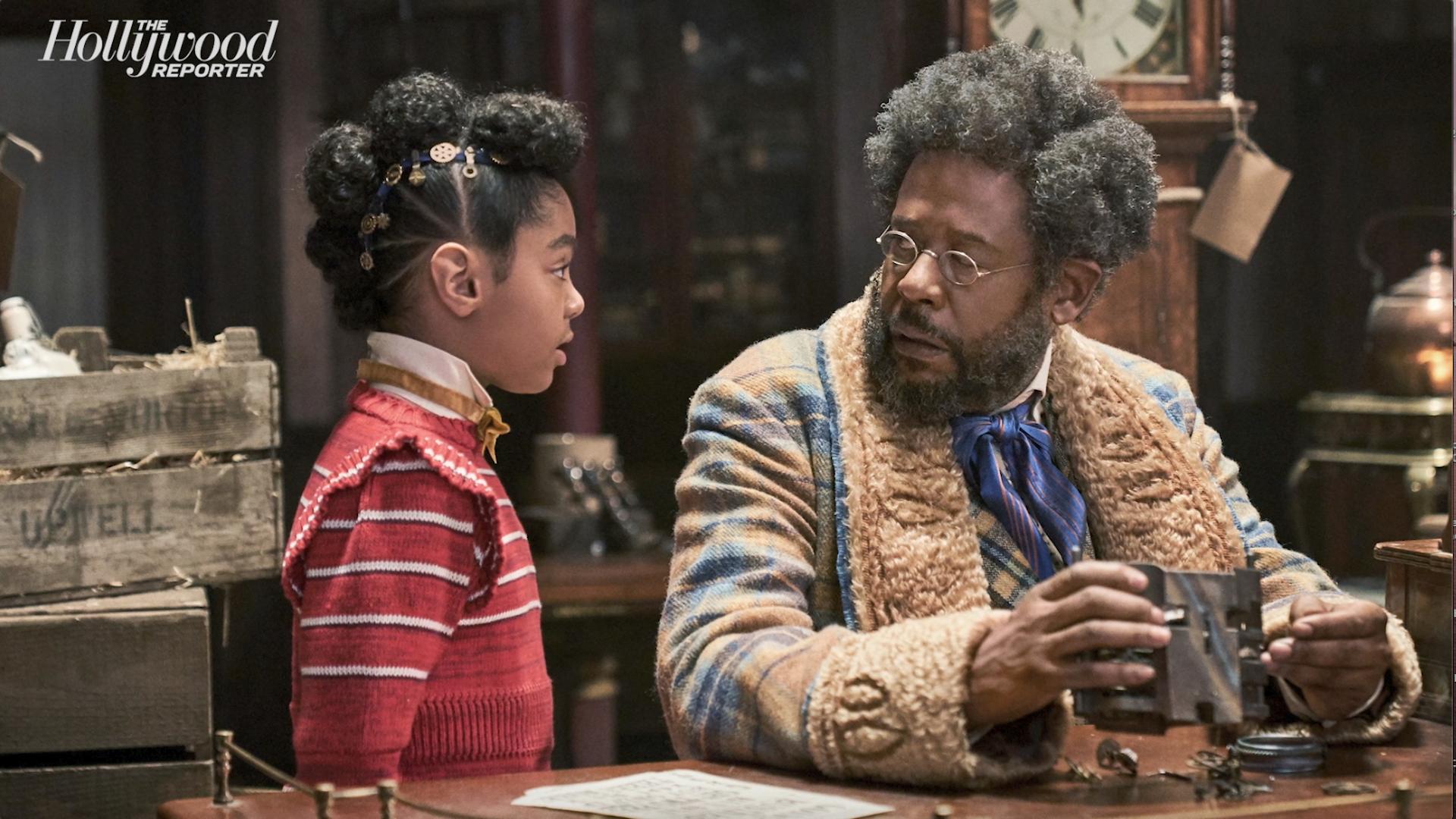 NAACP Image Awards: 'Black-ish,' 'Jingle Jangle,' 'Ma Rainey's Black Bottom' Top Nominations