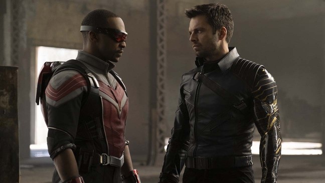 'Falcon and Winter Soldier' Makes Solid Debut in Nielsen Streaming Rankings