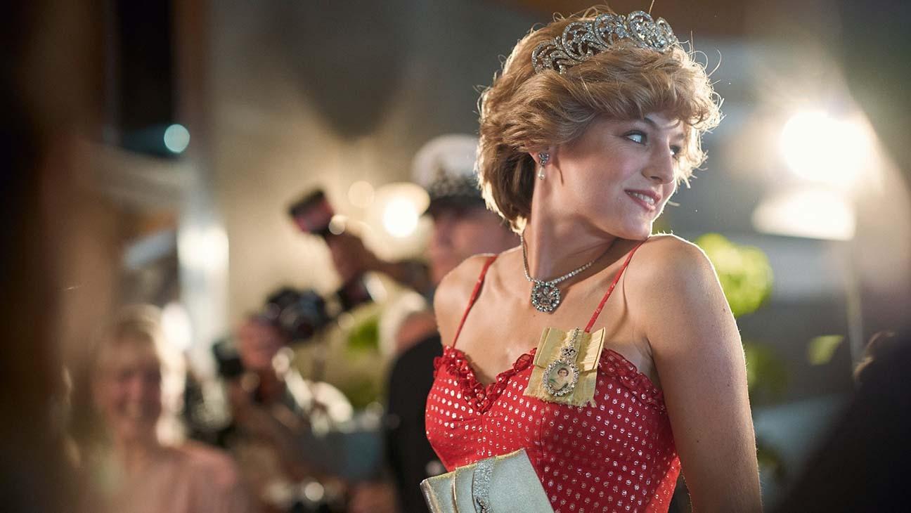 Emma Corrin The Crown