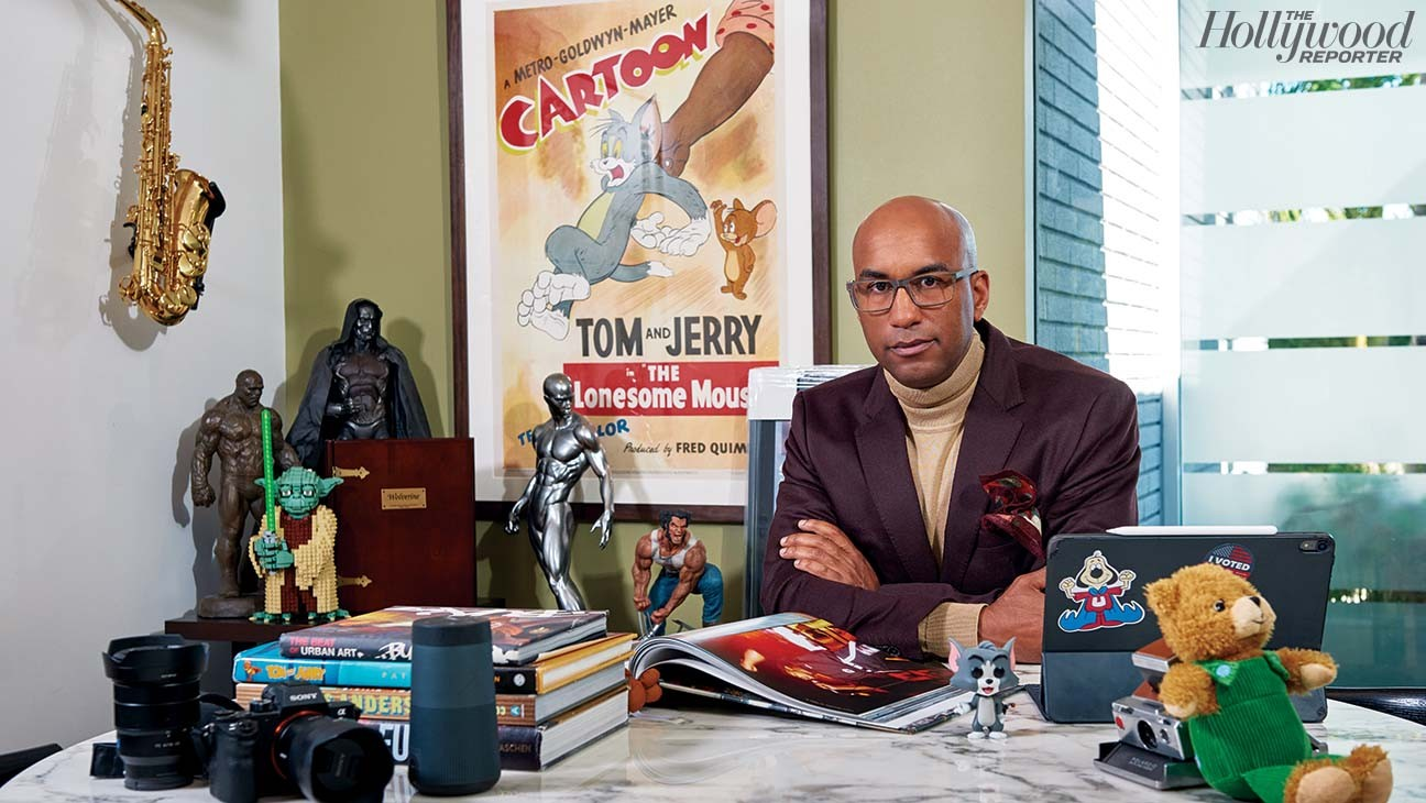 "Veteran Director Tim Story on the ""Fun Game"" of Creating Animation Hybrid Film 'Tom & Jerry'"