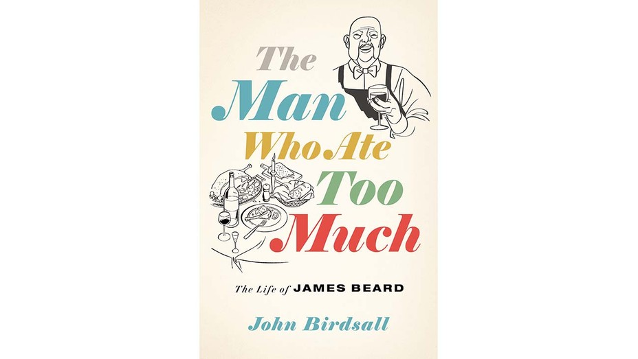 The Man Who Ate Too Much Book Cover
