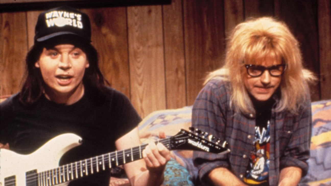 'Wayne's World' Broke 'SNL' Curse, Mike Myers and Dana Carvey Say