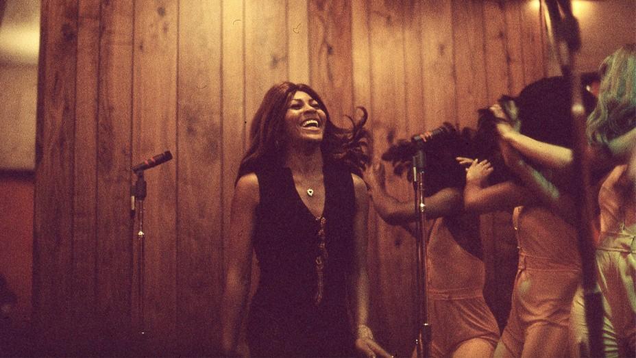 A still from Tina, the Tina Turner documentary.