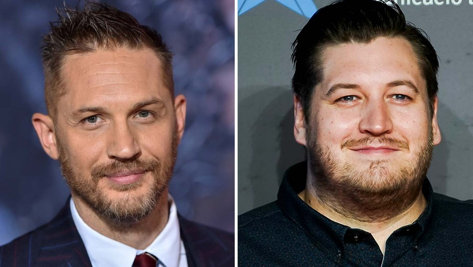 Tom-Hardy and Gareth-Evans