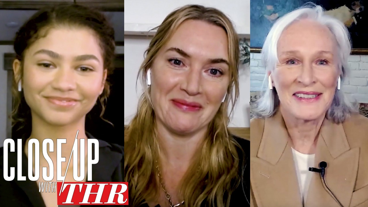 The Hollywood Reporter's Full, Uncensored Actress Roundtable With Zendaya, Glenn Close, Andra Day, Vanessa Kirby, Carey Mulligan and Kate Winslet