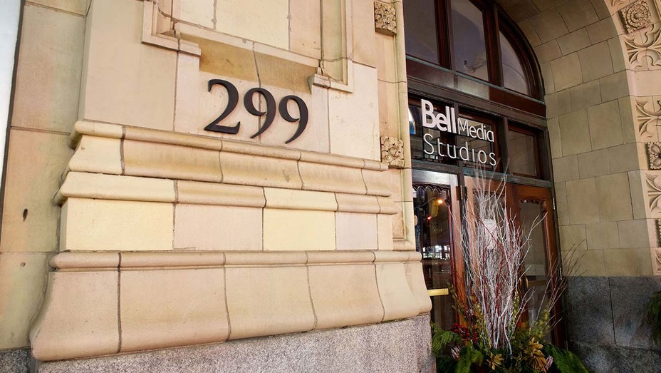 Bell Media Studios Exterior