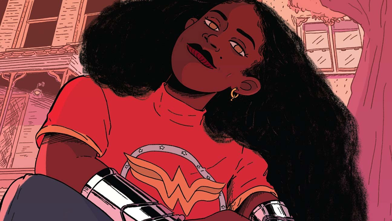 Why 'Nubia' Is a Step Forward for DC