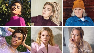 "Actress Roundtable: Zendaya, Kate Winslet, Carey Mulligan, Vanessa Kirby, Andra Day and Glenn Close on ""Supporting Other Women Without Judgment"""