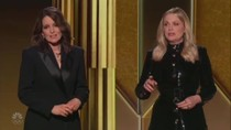 Golden Globes: Read Tina Fey and Amy Poehler's Opening Monologue