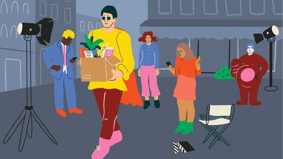 """Dos and Don'ts of Hollywood's """"Cancel Culture"""" Illustration by Sol Cotti"""