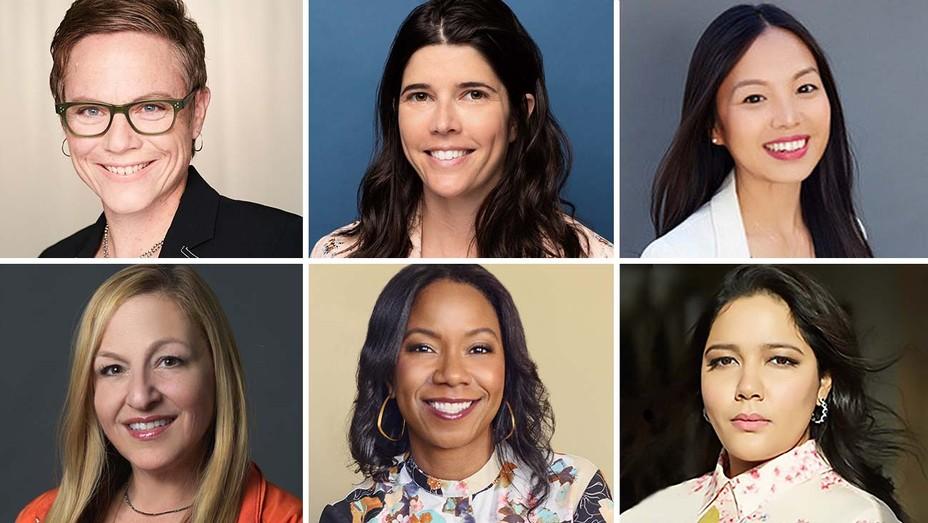 2021 New WIF Board Members Headshots