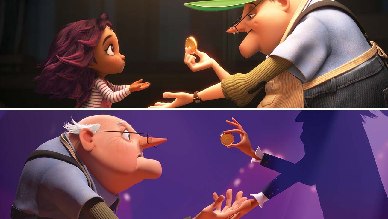 Animated Short 'To: Gerard' Pays Loving Tribute to the Magic of Mentors