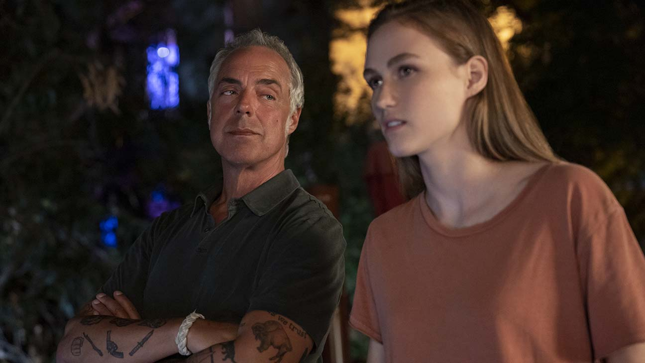 'Bosch' Spinoff a Go at Amazon's IMDb TV