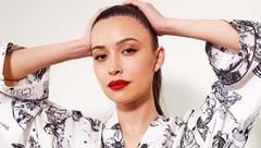 Christian Serratos Named Dior Beauty Ambassador