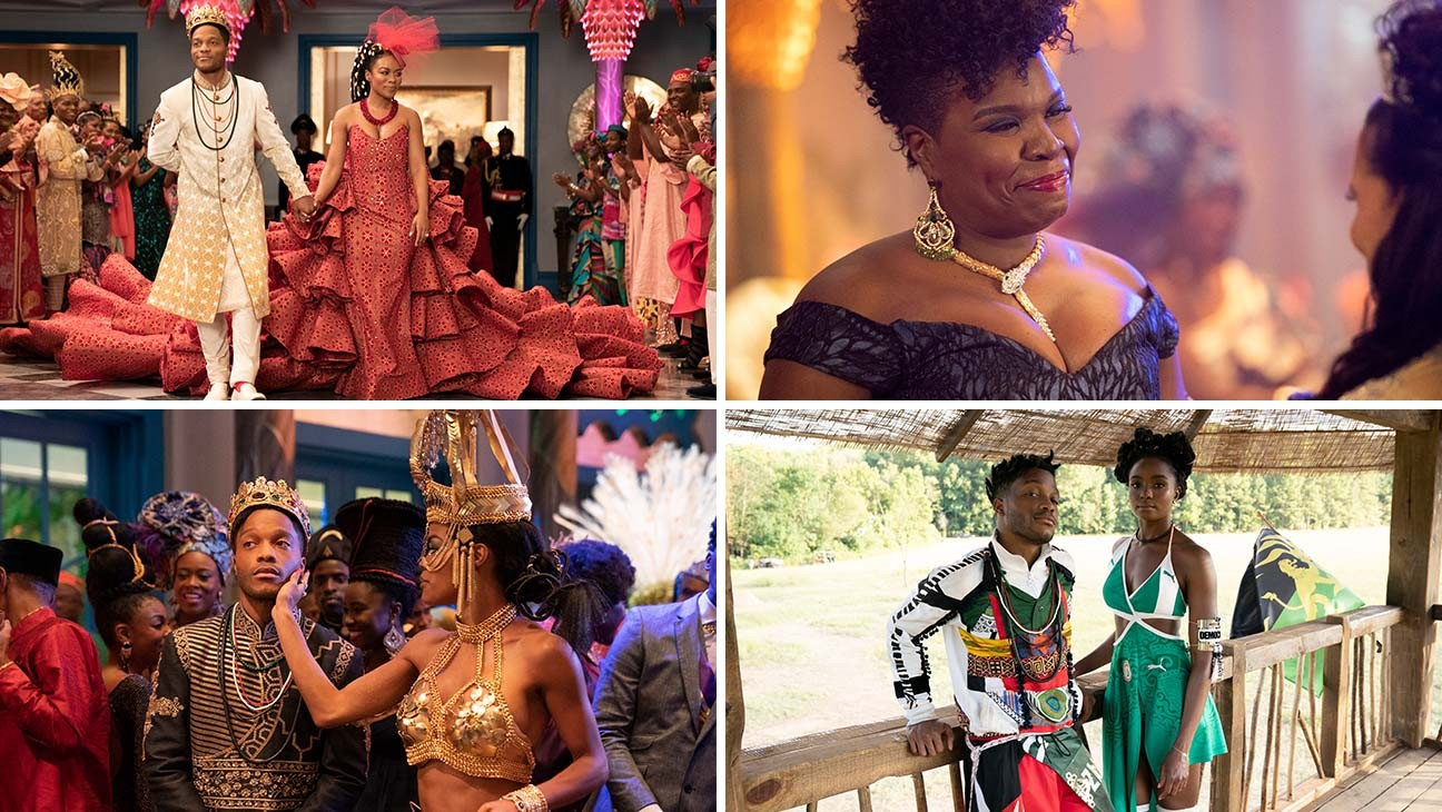 'Coming 2 America' Style: Where To Get The Afro-Centric Looks Seen in the Film