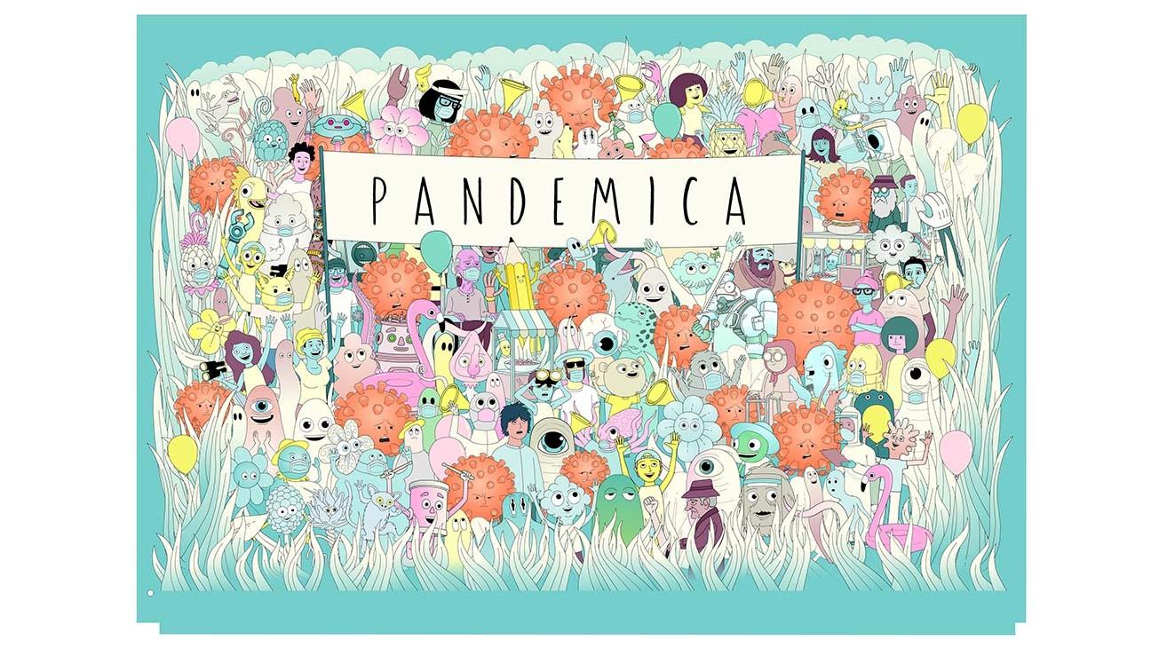 Bono, Penelope Cruz, David Oyelowo and Kumail Nanjiani Lend Voices to Pro-Vaccine Animated Series 'Pandemica'