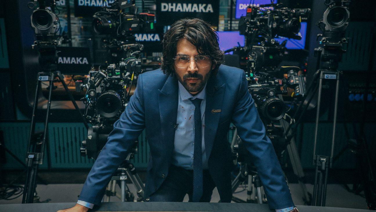 Netflix Acquires Bollywood Thriller 'Dhamaka'
