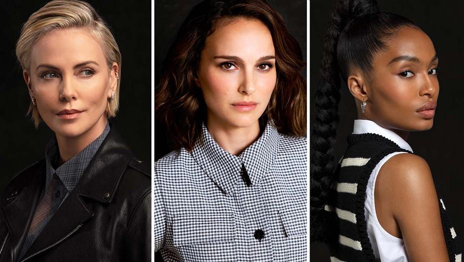 Dior - Charlize Theron, Natalie Portman, Yara Shahidi