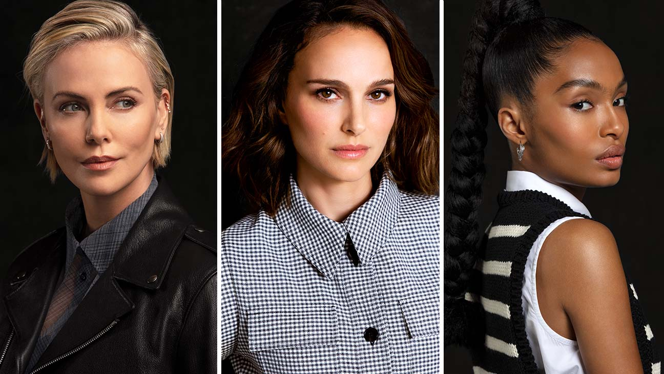 Charlize Theron, Natalie Portman and Yara Shahidi Team for Dior Stands With Women