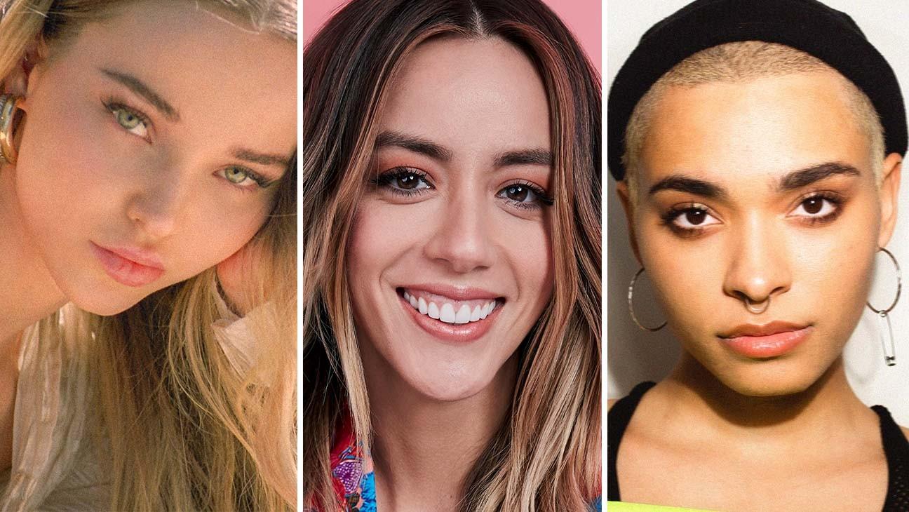 The CW's 'Powerpuff Girls' Revealed Dove Cameron, Chloe Bennet ...